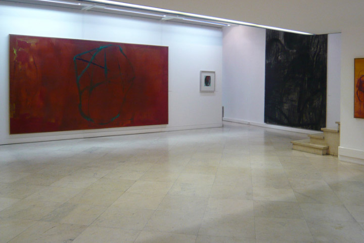 Exhibition View, Porto, Portugal
