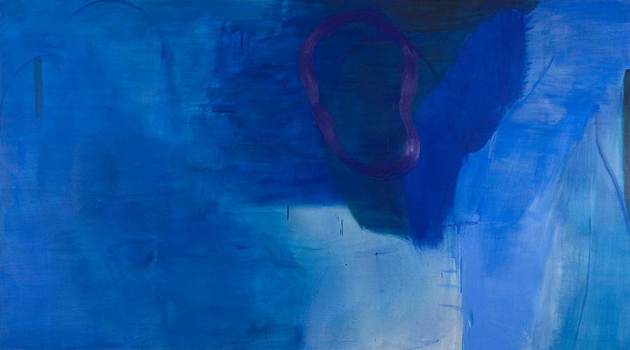 Sineva II, Oil on canvas/ Oléo sobre tela, 200 x 365 cm, 2004/7